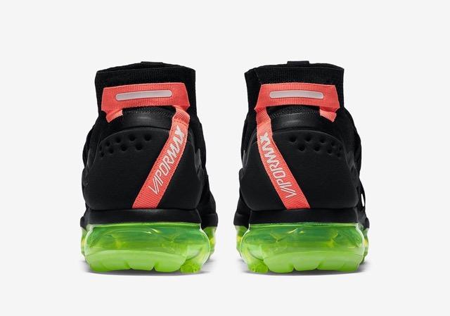new products b11d8 6c7f7 Nike Air VaporMax Utility Black Volt Crimson - Le Site de la ...