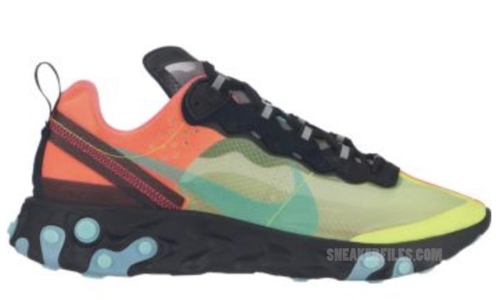 Nike React Element 87 Automne 2019 Le Site de la Sneaker