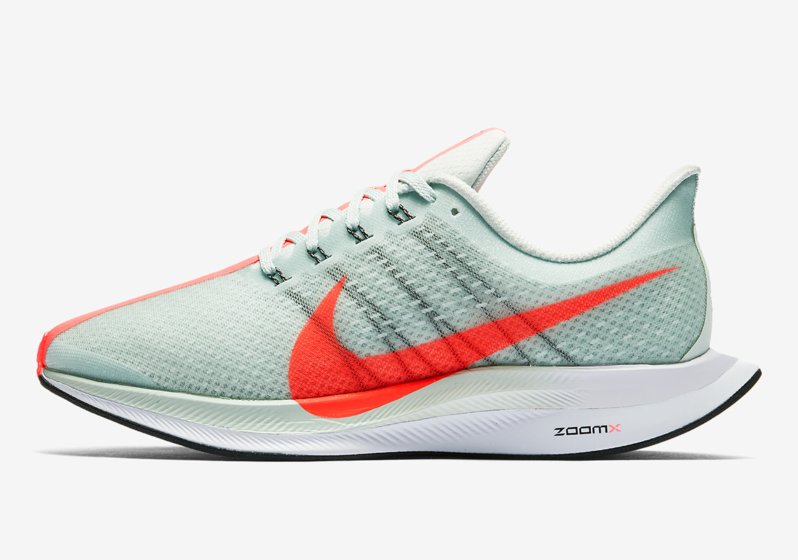 factory price temperament shoes classic style Nike Zoom Pegasus Turbo Barely Grey