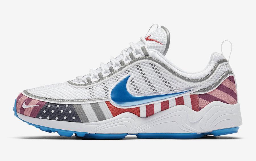 Parra x Nike Zoom Spiridon Le Site de la Sneaker