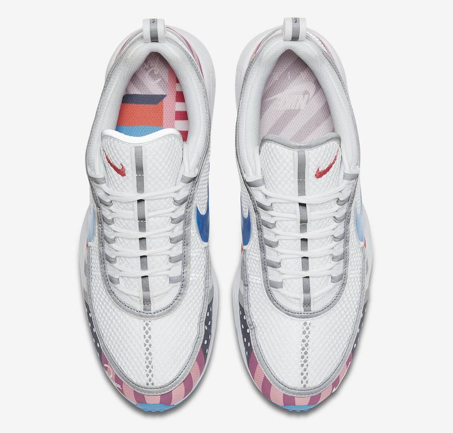 La Sneaker Le Spiridon Site Parra Nike X Zoom De FTlK1Jc