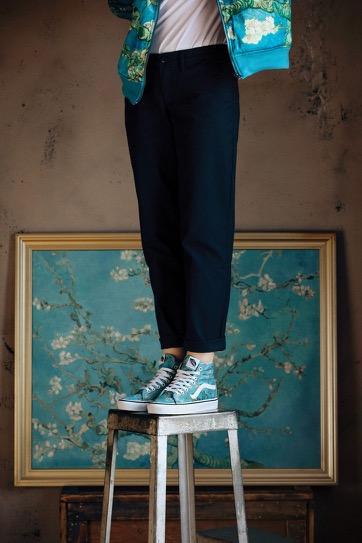 Le Van La Gogh De Sneaker Vans Site Collection X gIAInqZ
