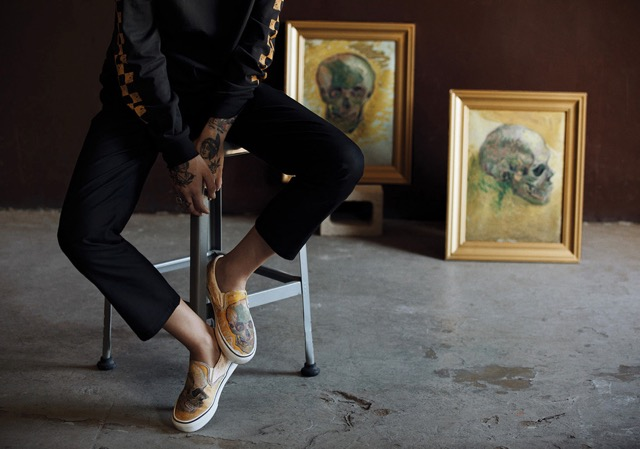Vans Old Skool (Vincent van Gogh) Old Vineyard
