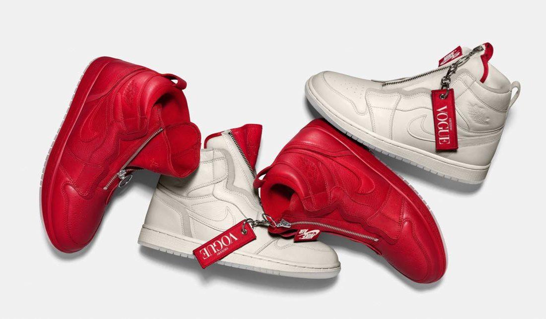 separation shoes 3757d 249bf VOGUE x Air Jordan AWOK Collection
