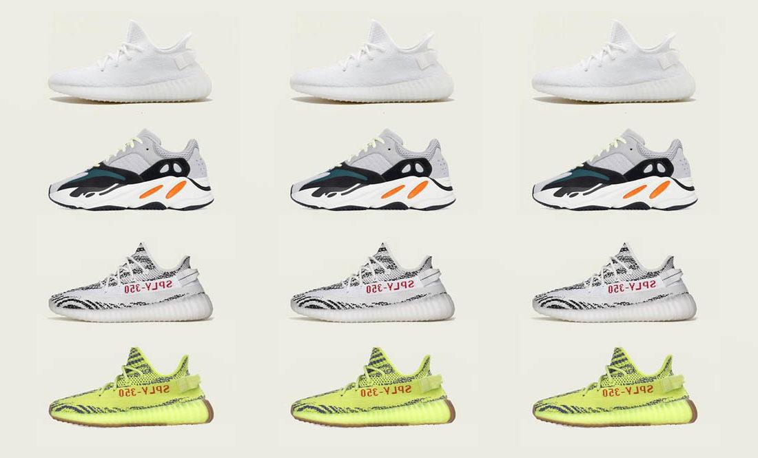 hieno muotoilu myynti Yhdysvalloissa verkossa uusin Restock de plusieurs adidas Yeezy cet automne - Le Site de ...
