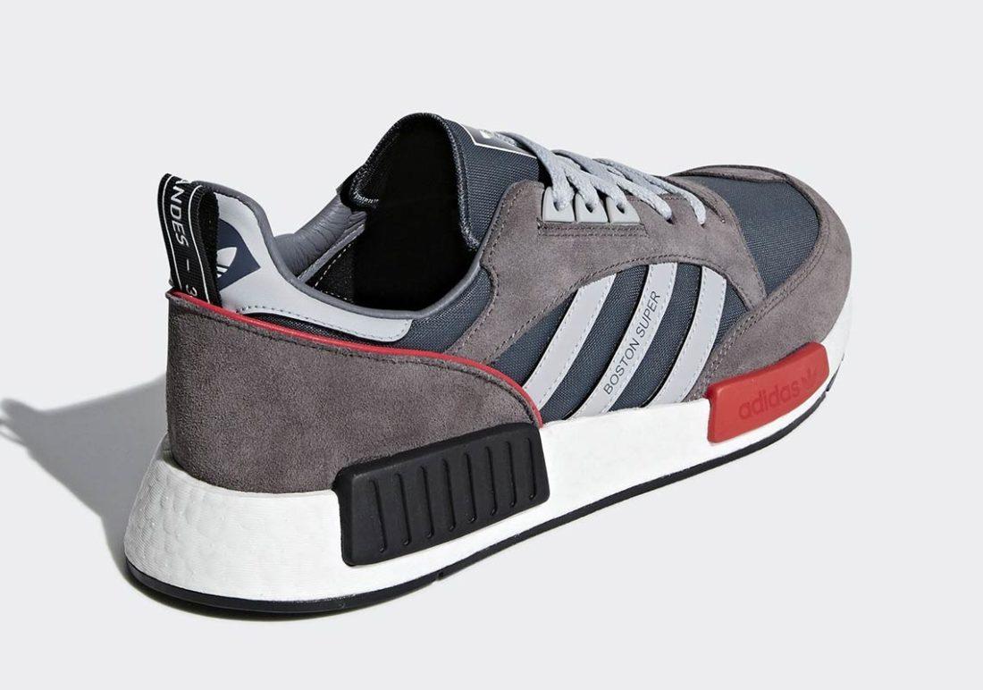 adidas Boston R1 Grey