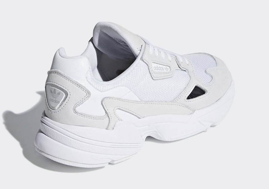 adidas falcon blanche