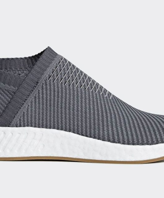 022b7da920cab Preview  adidas NMD CS2 Grey Gum. La ligne City Sock continue de ...