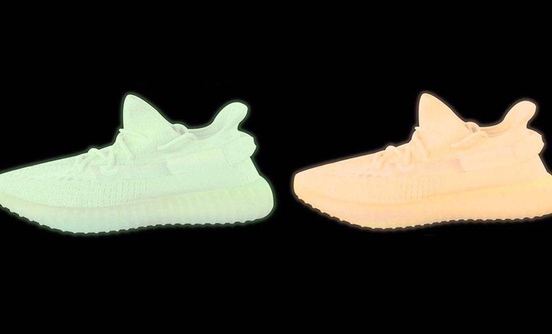 61ae996edb1 Un pack adidas Yeezy Boost 350 V2 Glow In The Dark à venir - Le Site ...