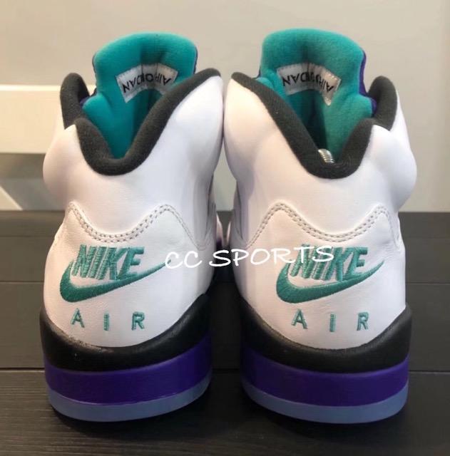 Unboxing des Air Jordan 5 Fresh Prince avec Will Smith - Le Site de ... e6bb11f95