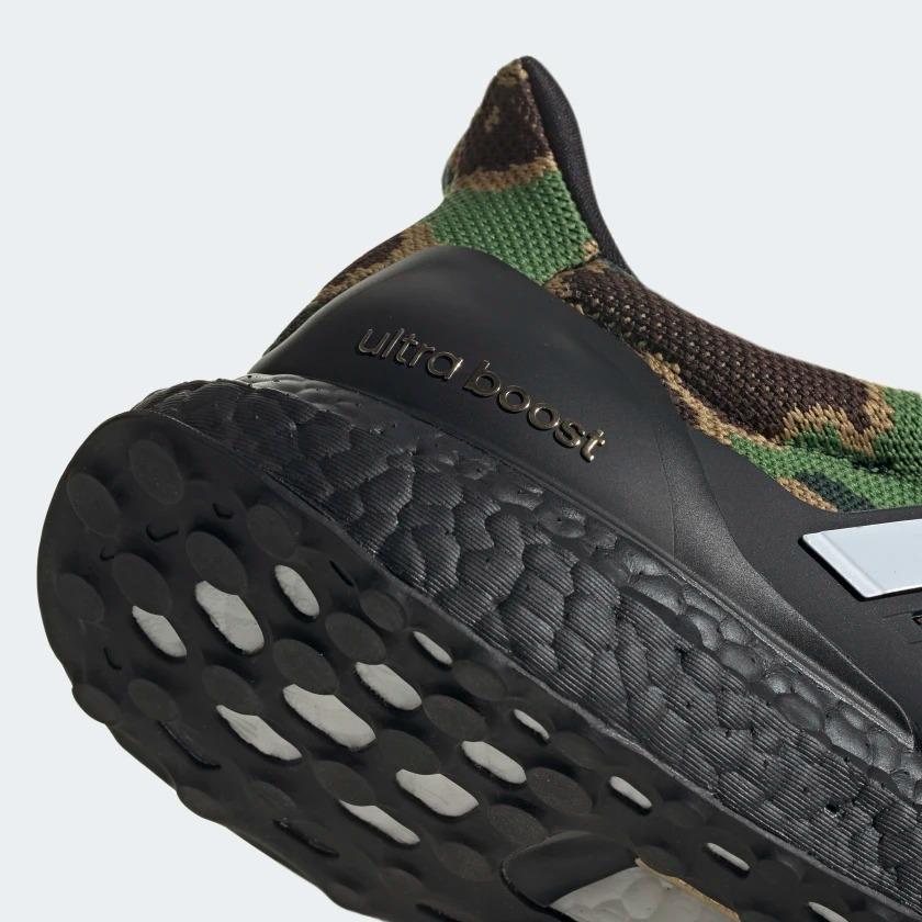 542100dda BAPE x adidas UltraBOOST Green - Le Site de la Sneaker