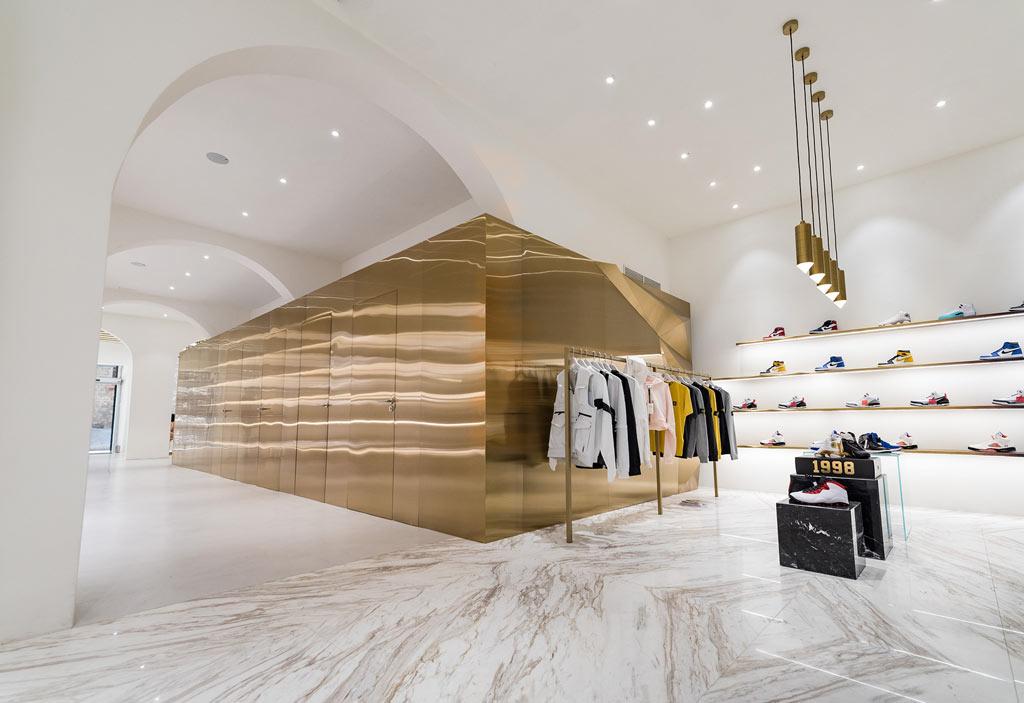 b2b812f5c2db8 Foot District ouvre ses portes à Barcelone - Le Site de la Sneaker