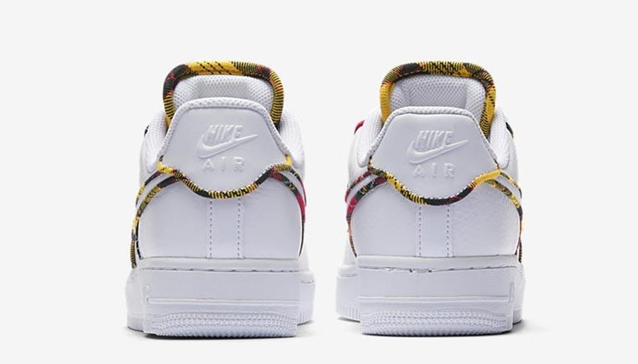 Nike Air Force 1 Low Tartan Pack - Le Site de la Sneaker 2d20e9c54