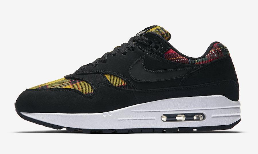 49e6b4271fb Nike Air Max 1 Tartan Pack - Le Site de la Sneaker
