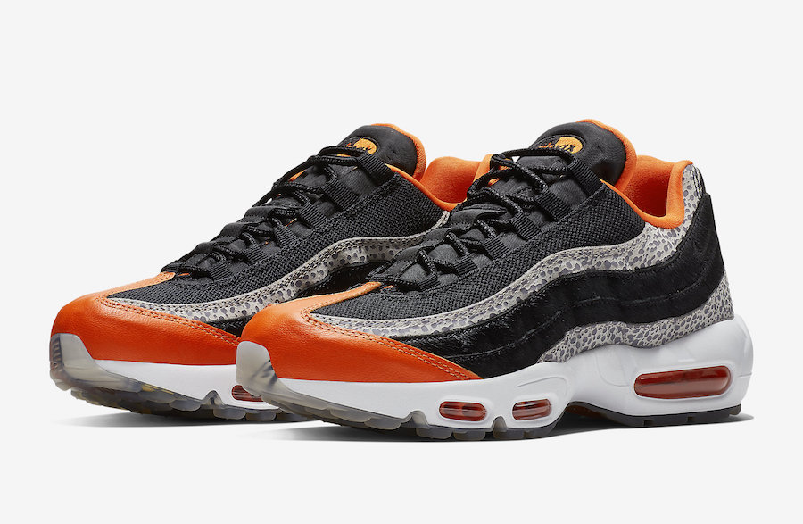 Nike Air Max 95 Safari Granite AV7014 002 | 5Pointz
