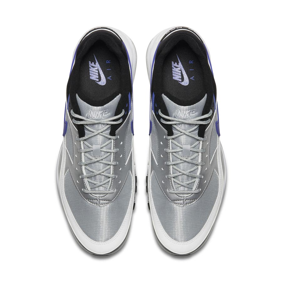 Preview: Nike Air Max 97BW Silver Persian Violet Le Site