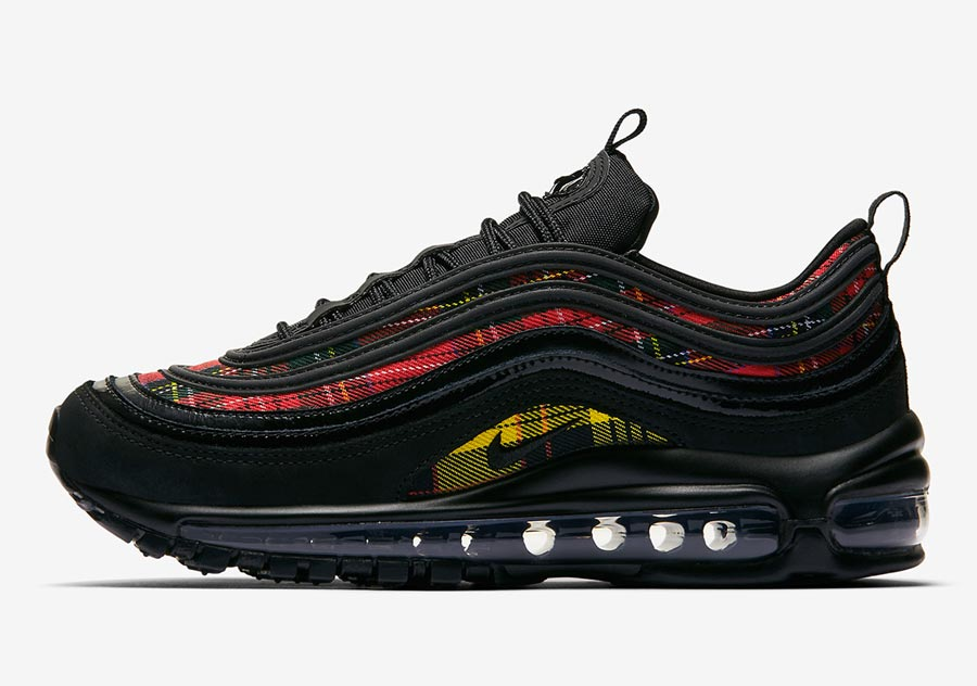 Nike Max 97 Pack Air Tartan W2HDY9IE
