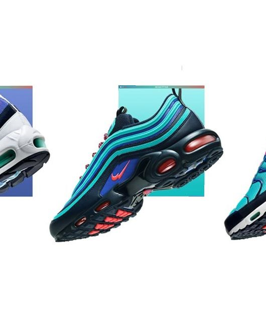 sports shoes 44f1f e314c Nike Air Max 97 Plus Archives - Le Site de la Sneaker