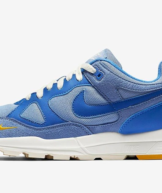 new concept c523d e5082 Nike Air Span II Mountain Blue