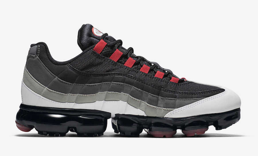 Preview: Nike Air VaporMax 95 Hot Red - Le Site de la Sneaker