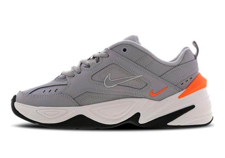 best sneakers 02b60 6e068 ... australia nike m2k tekno grey orange 1 6dc4b ed3b8