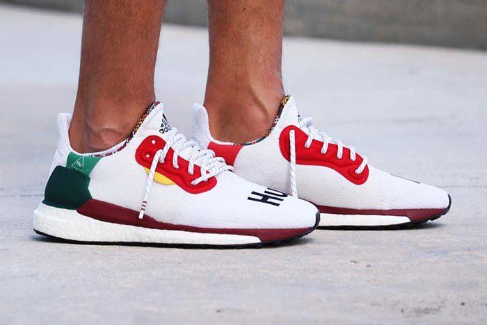 adidas Originals x Pharrell Williams Solar Hu Glide
