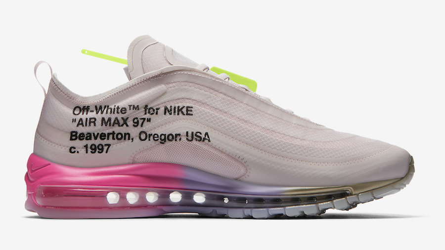 Serena Williams x Off White x Nike Air Max 97 Queen