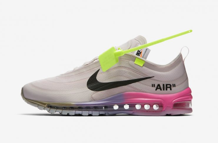 9e7900aeb Serena Williams x Off-White x Nike Air Max 97 Queen