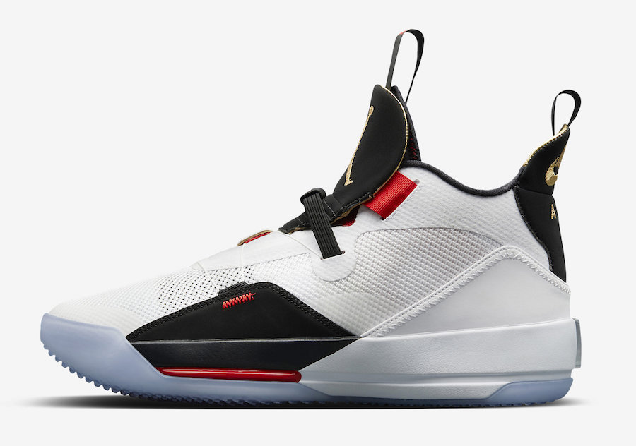 Air Jordan 33 Future Of Flight