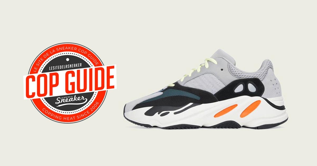 Runner Le Yeezy La Site Bientôt 700 Wave Adidas Retour De Nn8wm0