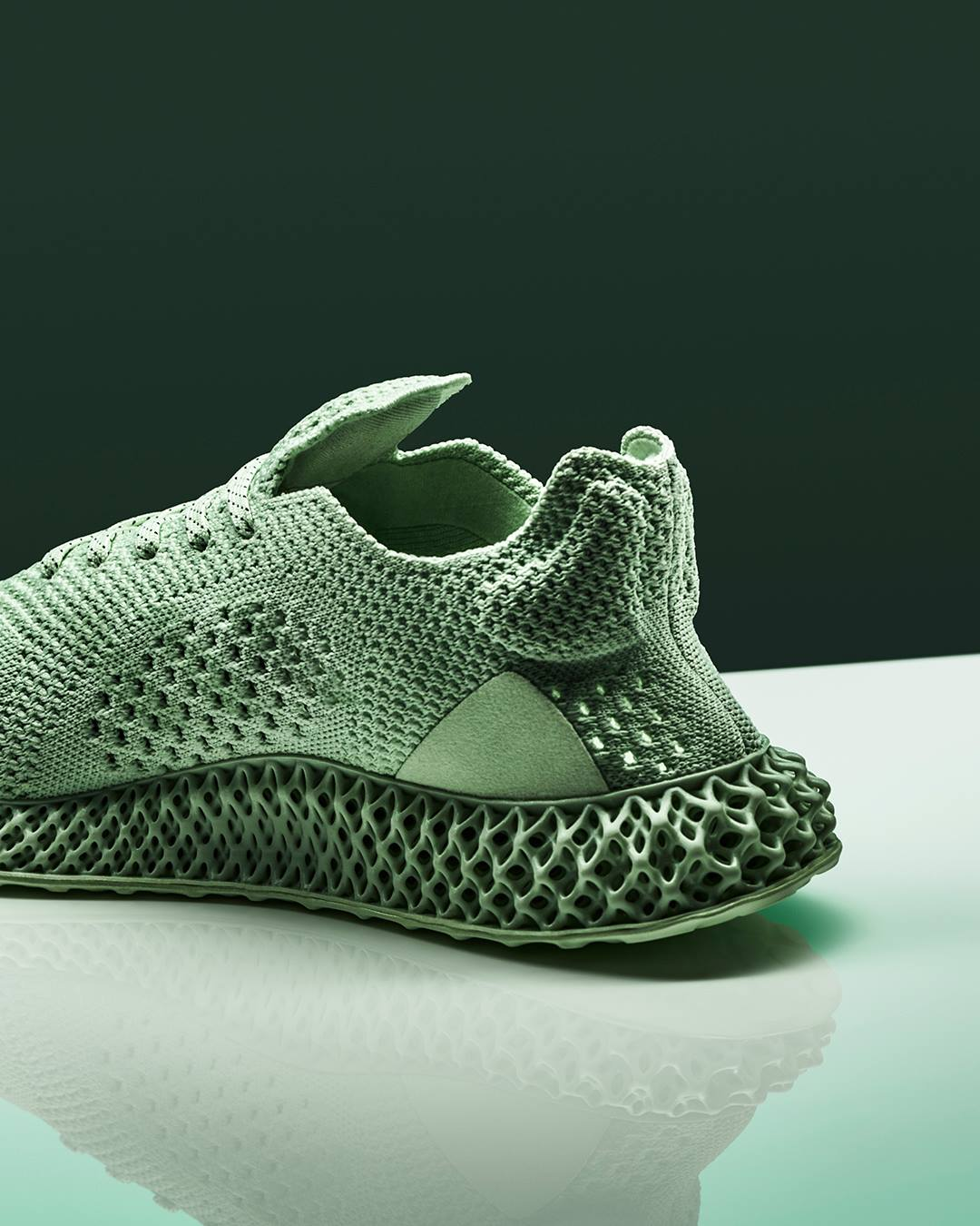 low priced d4b21 7b6a5 Daniel Arsham x adidas FutureCraft 4D