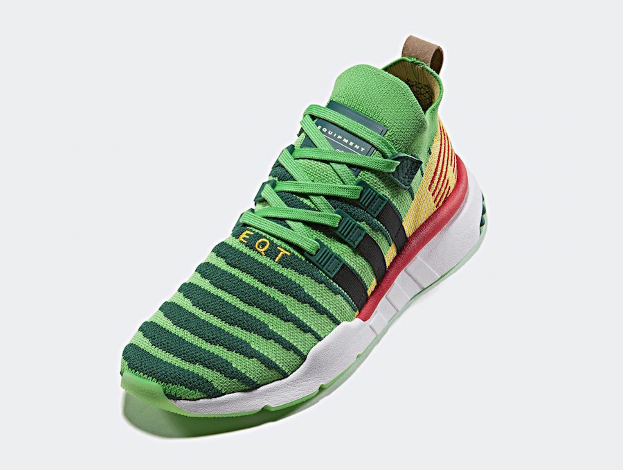 Baskets homme adidas Originals Dragon Ball Z Shenron