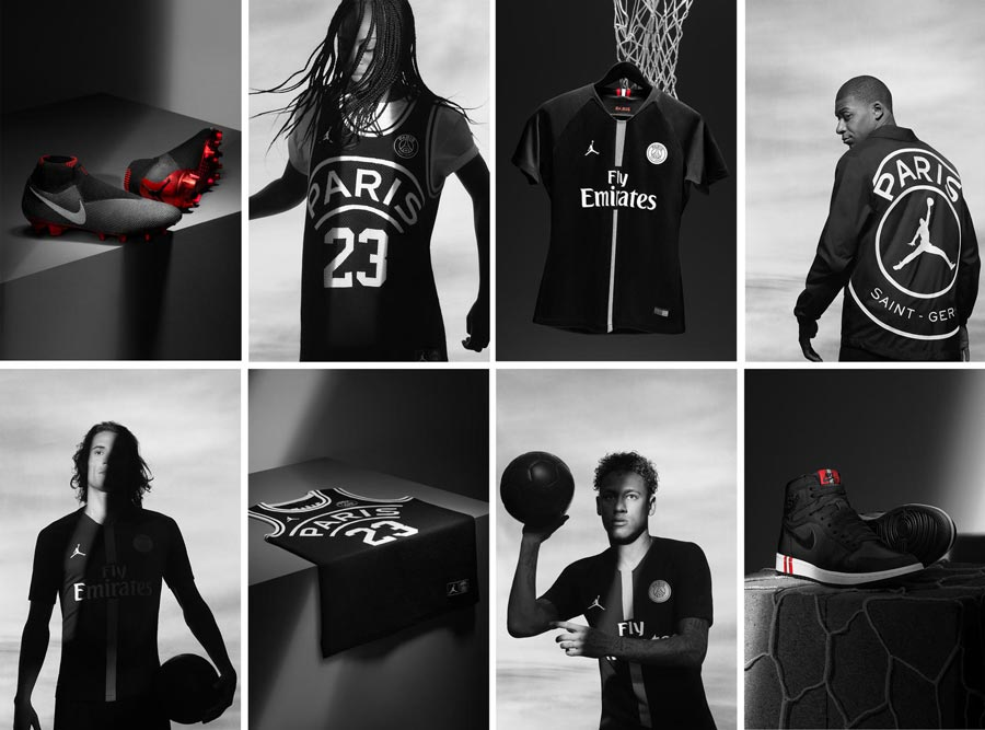 authorized site sneakers later PSG x Jordan Brand Collection - Le Site de la Sneaker