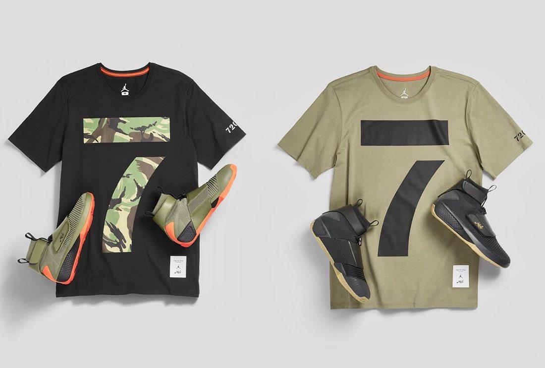 5b4d45467e2 Jordan Brand x Rag & Bone x Carmelo Anthony - Le Site de la Sneaker