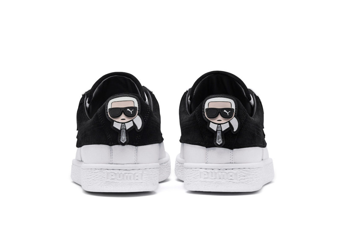 Collection Puma Le Site Karl Sneaker La De X Lagerfeld qEZwnIt