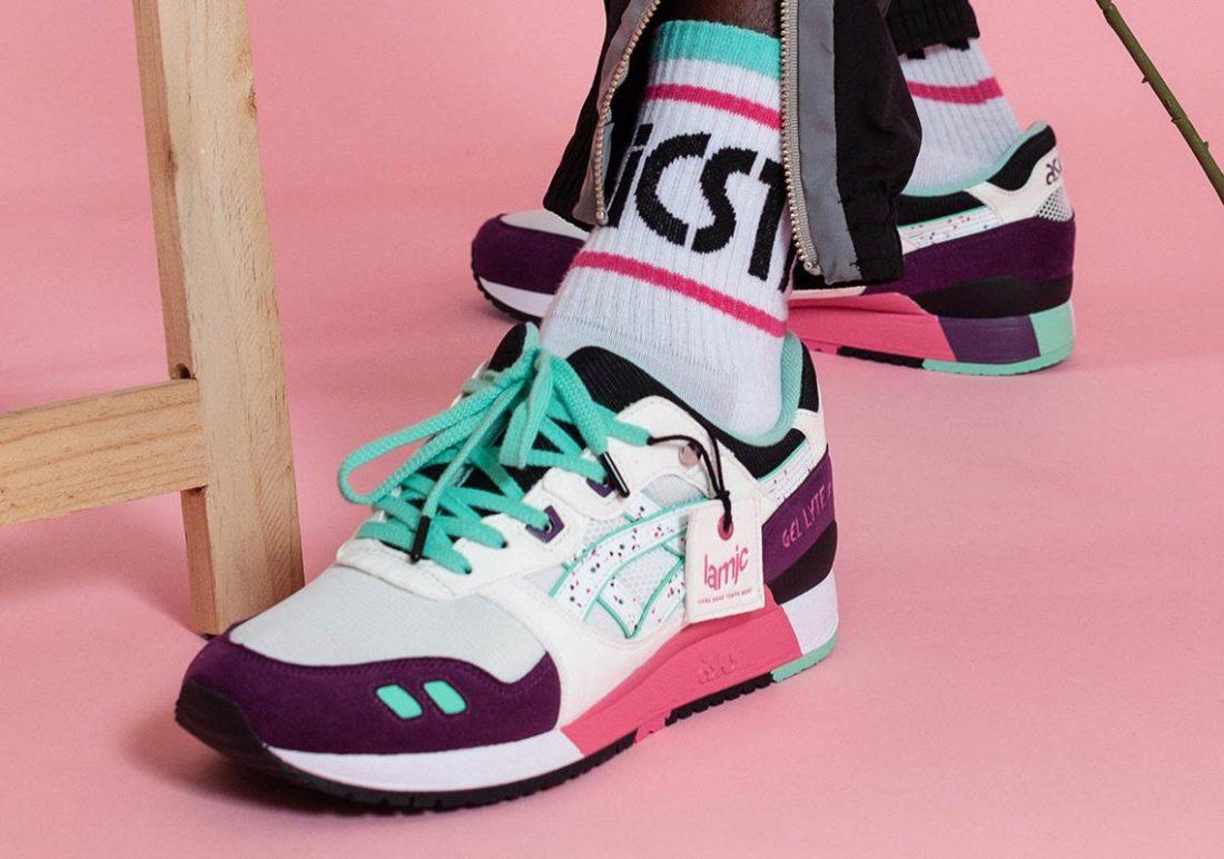 La Iii Lyte Site Le X Asics Gel Sneaker Mjc De qUwPxRBqFn
