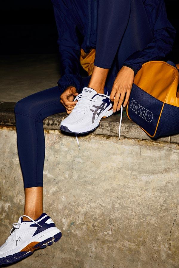 sneakers asics femme