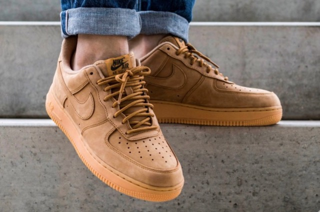 La Nike Air Force 1 Low Flax de retour Le Site de la Sneaker