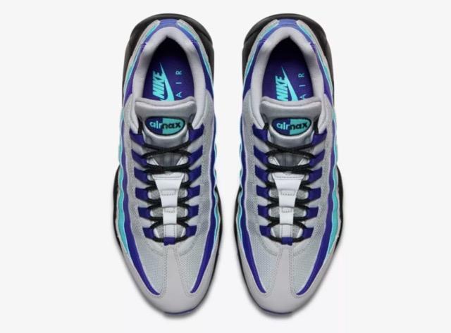Nike Air Max 95 Aqua - Le Site de la Sneaker