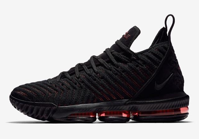Nike LeBron 16 Fresh Bred - Le Site de la Sneaker