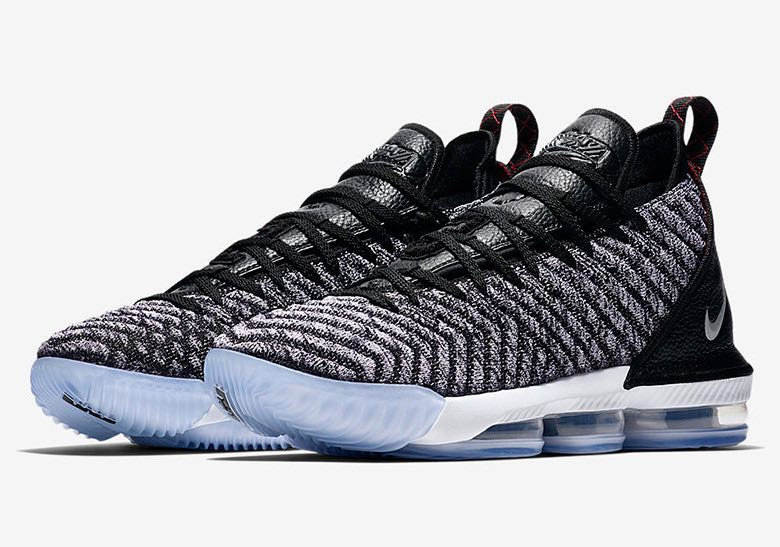 bcb7281ed11 Une Nike LeBron 16 Oreo en approche - Le Site de la Sneaker