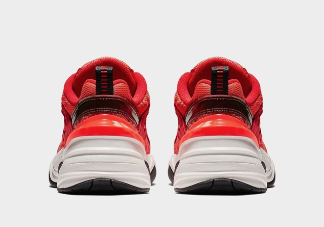 new product 06d2a d7e93 nike-m2k-tekno-red-suede-004