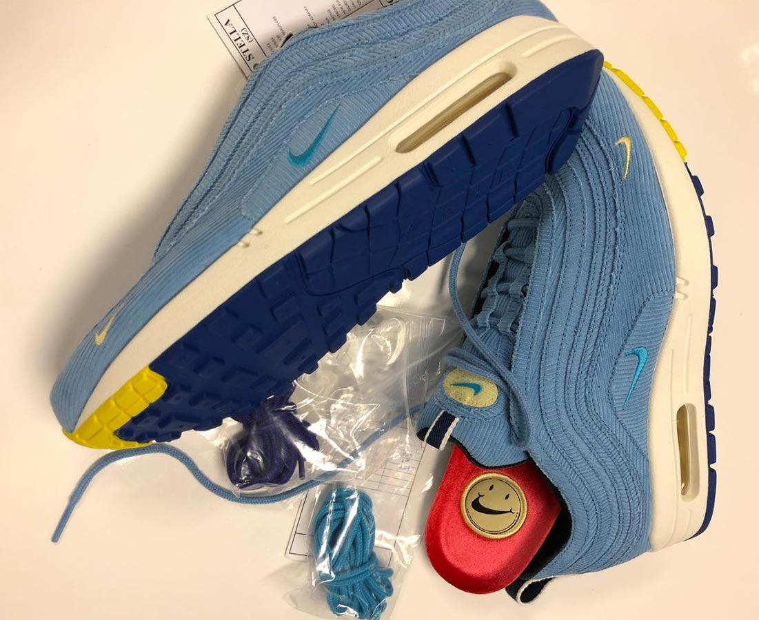Une Sean Wotherspoon x Nike Air Max 197 2.0 pour 2019? Le