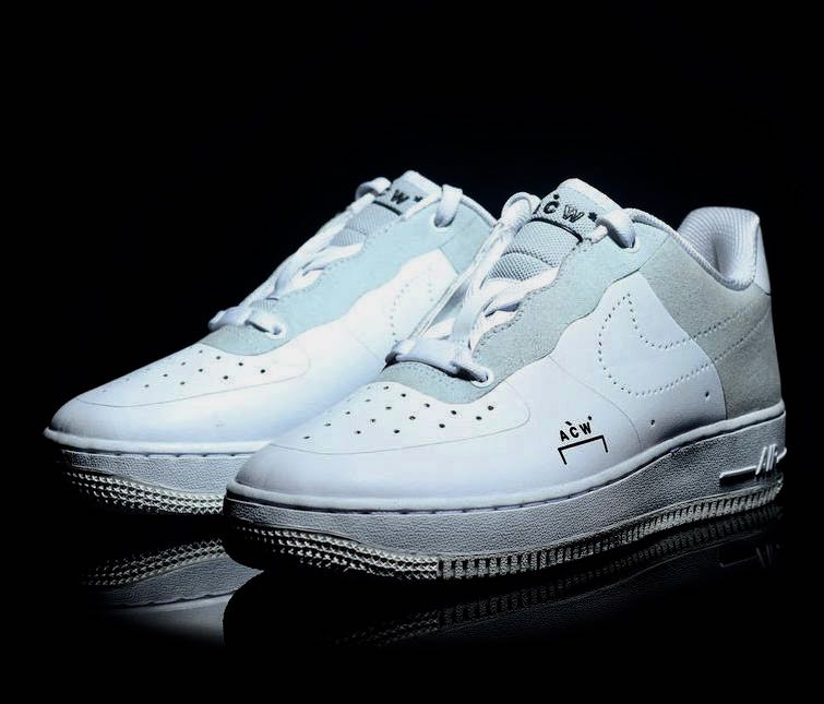 Date de sortie de la Nike Air Force 1 A Cold Wall* « White