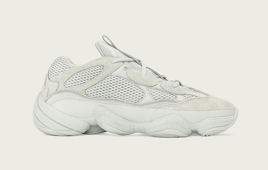 wholesale dealer 7e4cb 0d378 adidas Yeezy Desert Rat 500 Salt