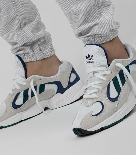 adidas yung 1 homme rose