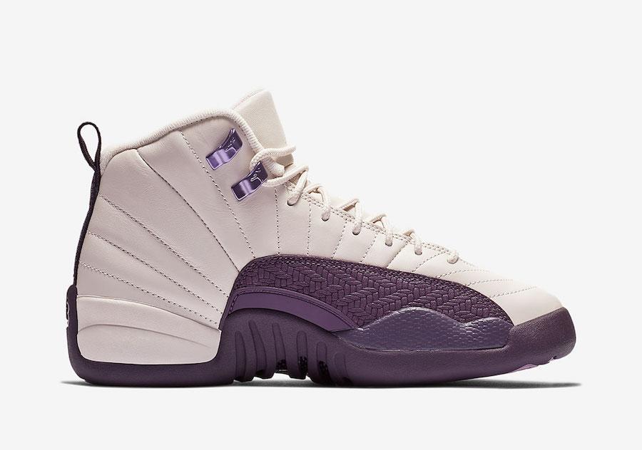 best sneakers aad41 83d6c Air Jordan 12 GS Pro Purple