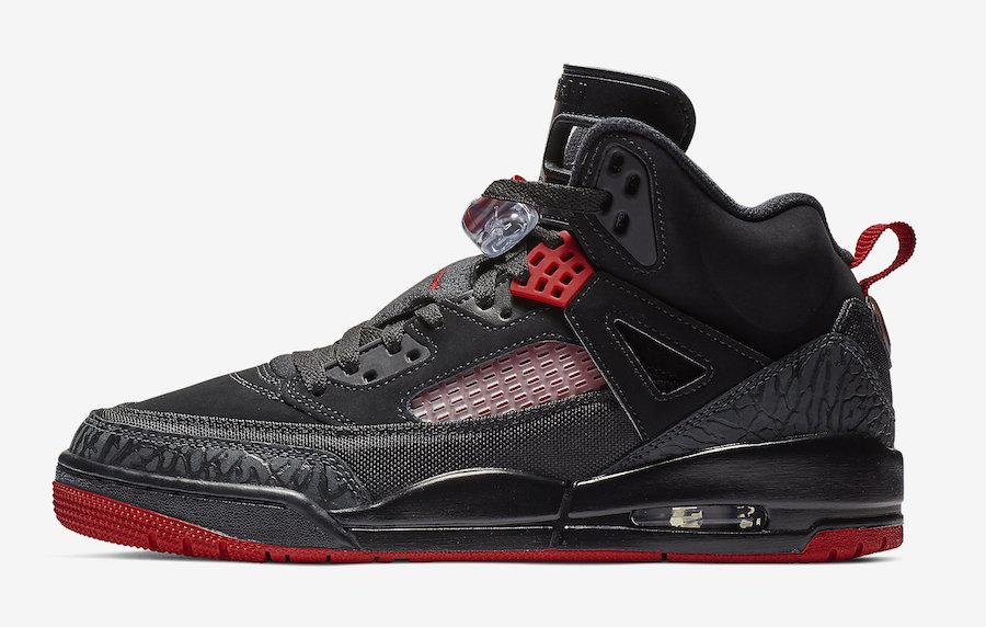Preview: Air Jordan Spiz'ike Bred Le Site de la Sneaker