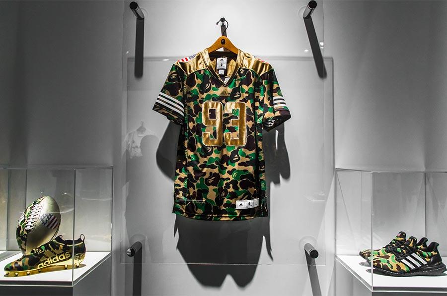 BAPE x adidas Football Collection Le Site de la Sneaker