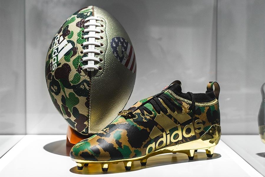 X Collection Site La Le Adidas De Sneaker Football Bape iXuTOPZwk